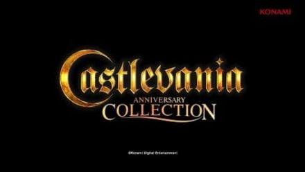 Castlevania Anniversary Collection : Trailer de lancement