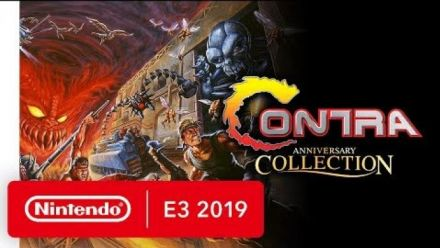 Vidéo : Contra Anniversary Collection : Trailer E3 2019