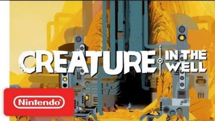 Vidéo : Creature in the Well : Trailer d'annonce