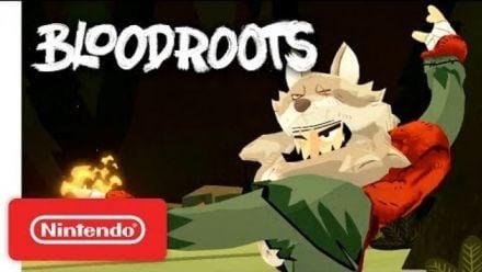BloodRoots : Trailer d'annonce