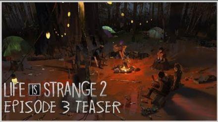 Vidéo : Life is Strange 2 - Episode 3 teaser