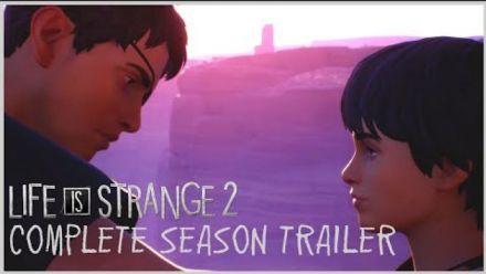 Vid�o : Life is Strange 2 - La Bande-Annonce Saison Complète