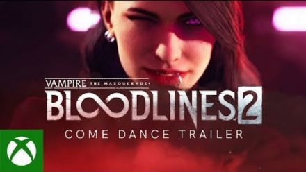 Vidéo : Vampire: The Masquerade - Bloodlines 2 'Come Dance' Trailer