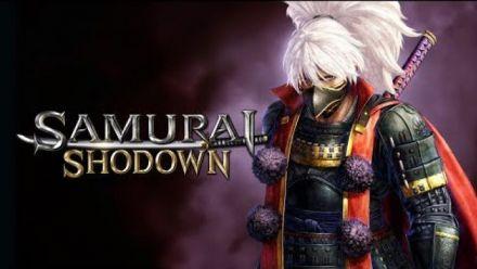 Samurai Shodown : Trailer des personnages