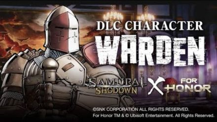 Vidéo : Samurai Shodown : Trailer du crossover avec For Honor