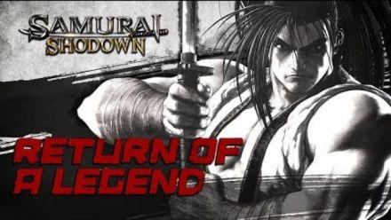 Vidéo : Samurai Shodown : Le retour des légendes