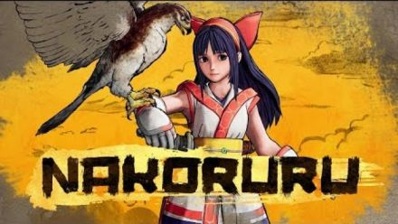 Samurai Shodown - Introducing Nakoruru