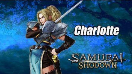 Vidéo : Samurai Shodown - Charlotte FR