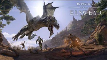 Vid�o : The Elder Scrolls Online : trailer de présentation d'Elsweyr