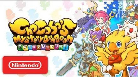 Vid�o : Chocobo's Mystery Dungeon Every Buddy Trailer annonce
