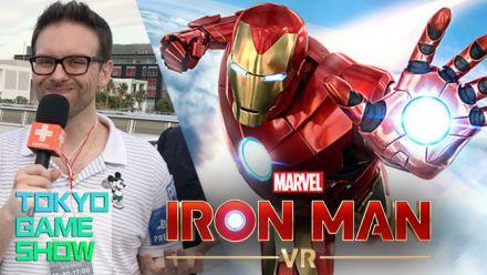 Vidéo : TGS 2019 : nos impressions d'Iron Man VR