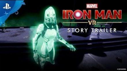 Vid�o : Marvel's Iron Man VR | Story Trailer