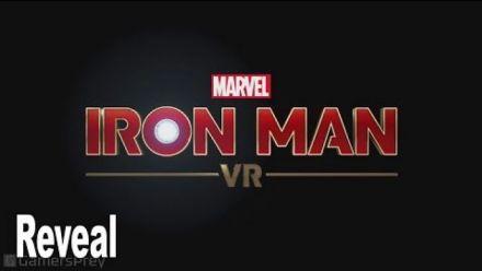 Vidéo : Iron Man VR : Trailer d'annonce