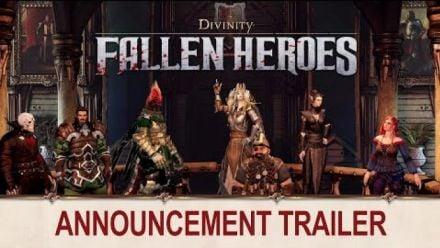 Vidéo : Divinity Fallen Heroes : Trailer d'annonce