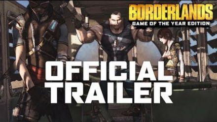 Vidéo : Borderlands GOTY Trailer annonce