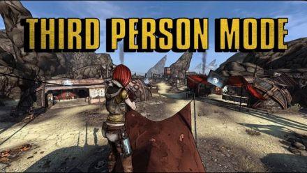 Vidéo : 10 Minutes du mode troisième personne   Borderlands GOTY Enhanced