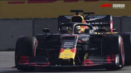 F1 2019 : Trailer de lancement