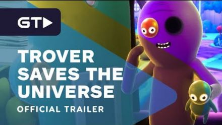 Trover Saves the Universe : Trailer d'annonce sur Switch et Xbox One