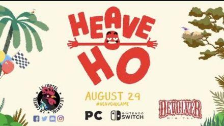 Heave Ho : Trailer date de sortie