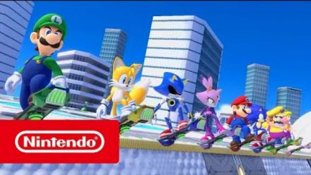 Vid�o : Mario & Sonic aux Jeux Olympiques de Tokyo 2020 : Trailer des épreuves rêve