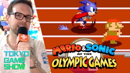 Vidéo : TGS 2019 : Nos impressions de Mario & Sonic at Tokyo Olympics 2020