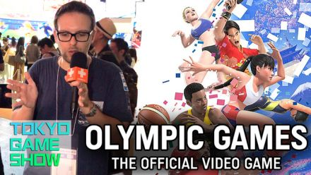 Vid�o : TGS 2019 : Nos impressions d'Olympic Games Tokyo 2020 : The Official Game