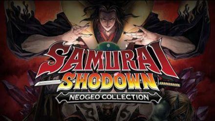 Vid�o : Samurai Shodown NeoGeo Collection : Trailer d'annonce