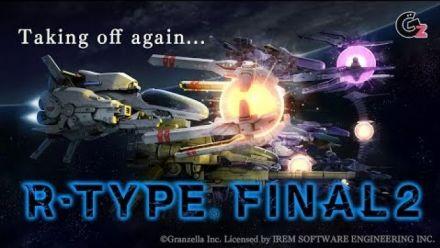 Vidéo : R-Type Final 2 : Teaser