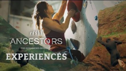 vidéo : Ancestors The Humandkind Odyssey - Climbing