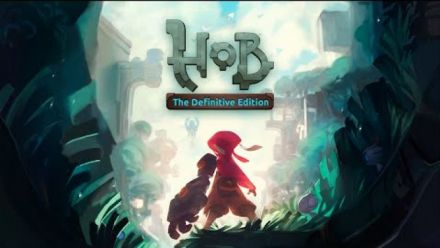 Vidéo : Hob The Definitive Edition Trailer lancement (Switch)