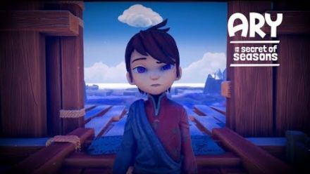 Vid�o : ARY AND THE SECRET OF SEASONS | Announcement Trailer