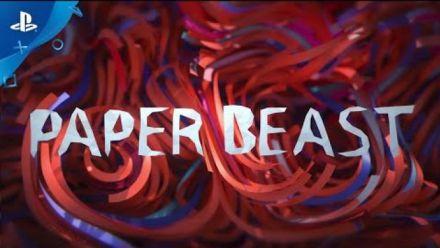 vid�o : Paper Beast : Trailer de la date de sortie
