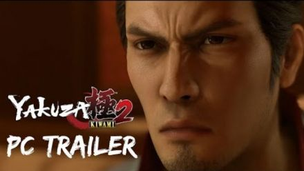 Vid�o : Yakuza Kiwami 2 : Trailer d'annonce de la version PC