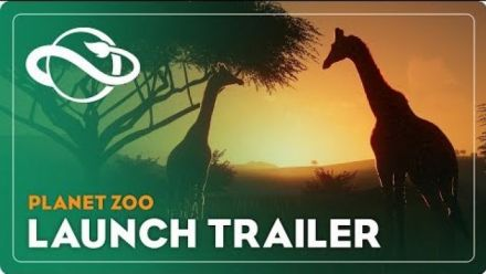 Planet Zoo : Trailer de lancement
