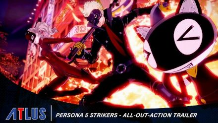 Vid�o : Persona 5 Strikers - All-Out-Attack Trailer