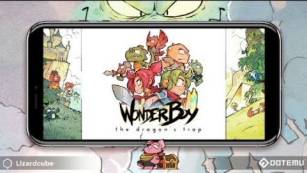 Vid�o : Wonder Boy The Dragon's Trap mobile version - trailer d'annonce