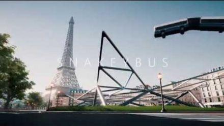 Vidéo : Snakeybus : trailer d'annonce