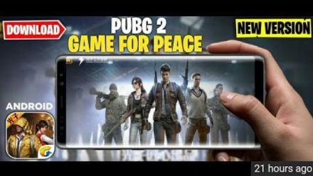 Vid�o : Game for Peace (PUBG 2) : Gameplay