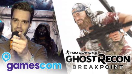 Gamescom 2019 : Nos impressions de Ghost Recon Breakpoint