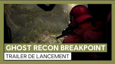 Ghost Recon Breakpoint Trailer de lancement