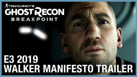 Tom Clancy's Ghost Recon Breakpoint: E3 2019 Walker Manifesto