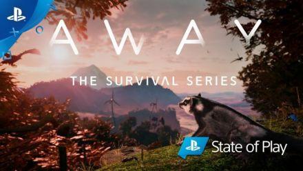Vidéo : AWAY: The Survival Series : Bande annonce