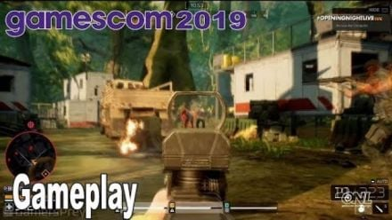Vid�o : Predator Hunting Grounds : Bande-annonce Gamescom 2019
