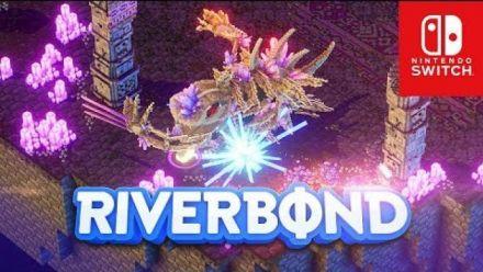 Vid�o : Riverbond : Trailer d'annonce sur Switch