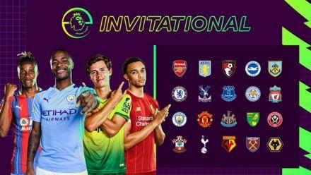 Vid�o : EPL Invitational 2020 sur FIFA 20