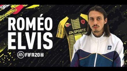 Vid�o : FIFA 20 : Roméo Elvis crée un maillot pour Ultimate Team