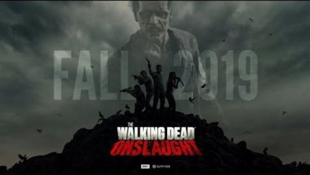 Vidéo : The Walking Dead Onslaught : Announcement Trailer