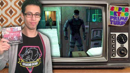Vidéo : Super Retro Prime Turbo : La légende Metal Gear Solid avec Rami !