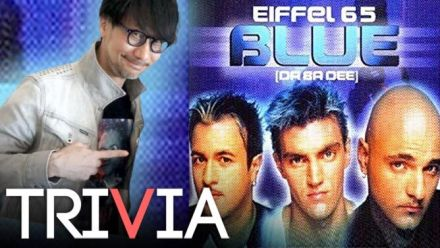Vid�o : TRIVIA: Comment Hideo Kojima a inspiré... Blue d'Eiffel 65