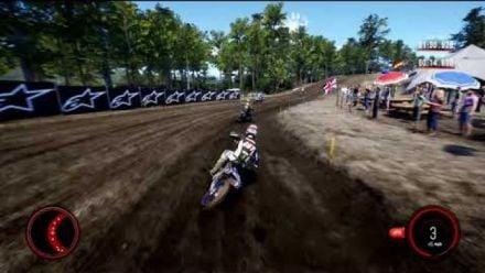 Vid�o : MXGP19 FIRST GAMEPLAY Febvre Neuquen FRA ALL PEGI